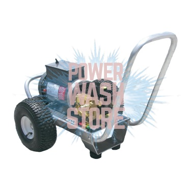 Electric power washing equipment sold and serviced at the Power Wash Store in Nashville